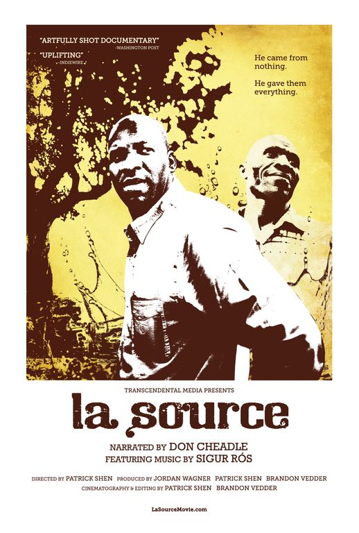 La Source movie poster